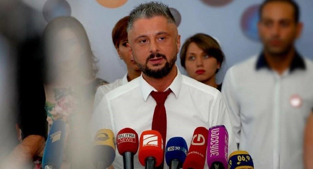 Сын бывшего кандидата впрезиденты Грузии сознался визбиении руководителя «Рустави 2»