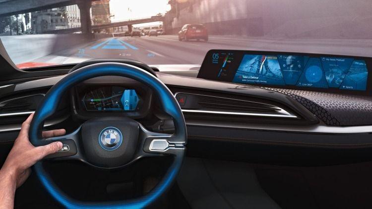 Компания БМВ в текущем году начнёт тестировать беспилотные автомобили