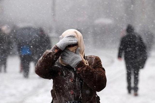 Температура вМосковской области опустилась ниже -36 °С