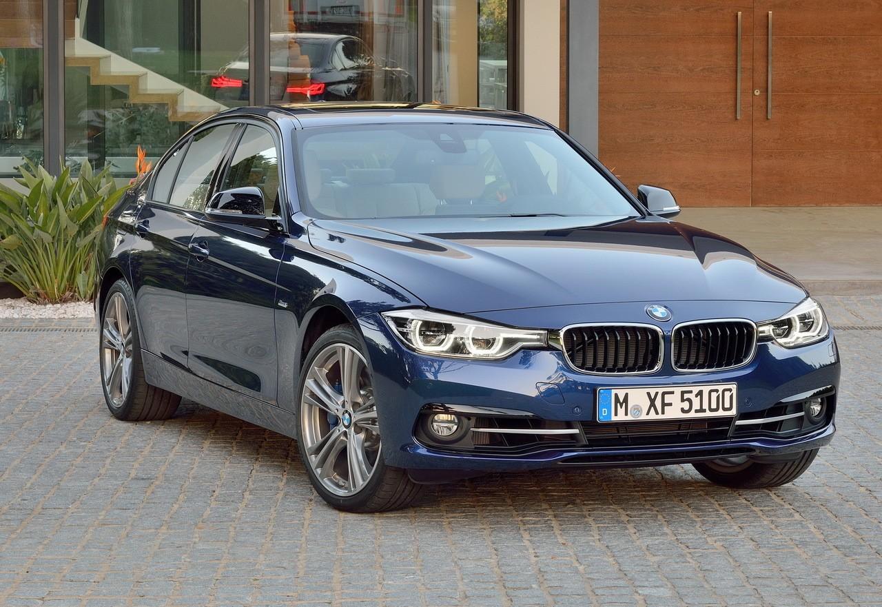 БМВ 3 возглавил рейтинг более известных подержанных авто в Великобритании