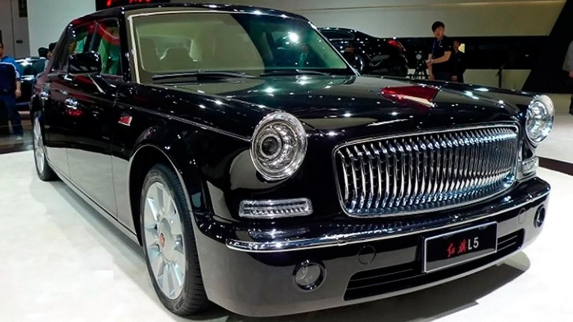 Hongqi выпустит новый вариант авто премиум класса