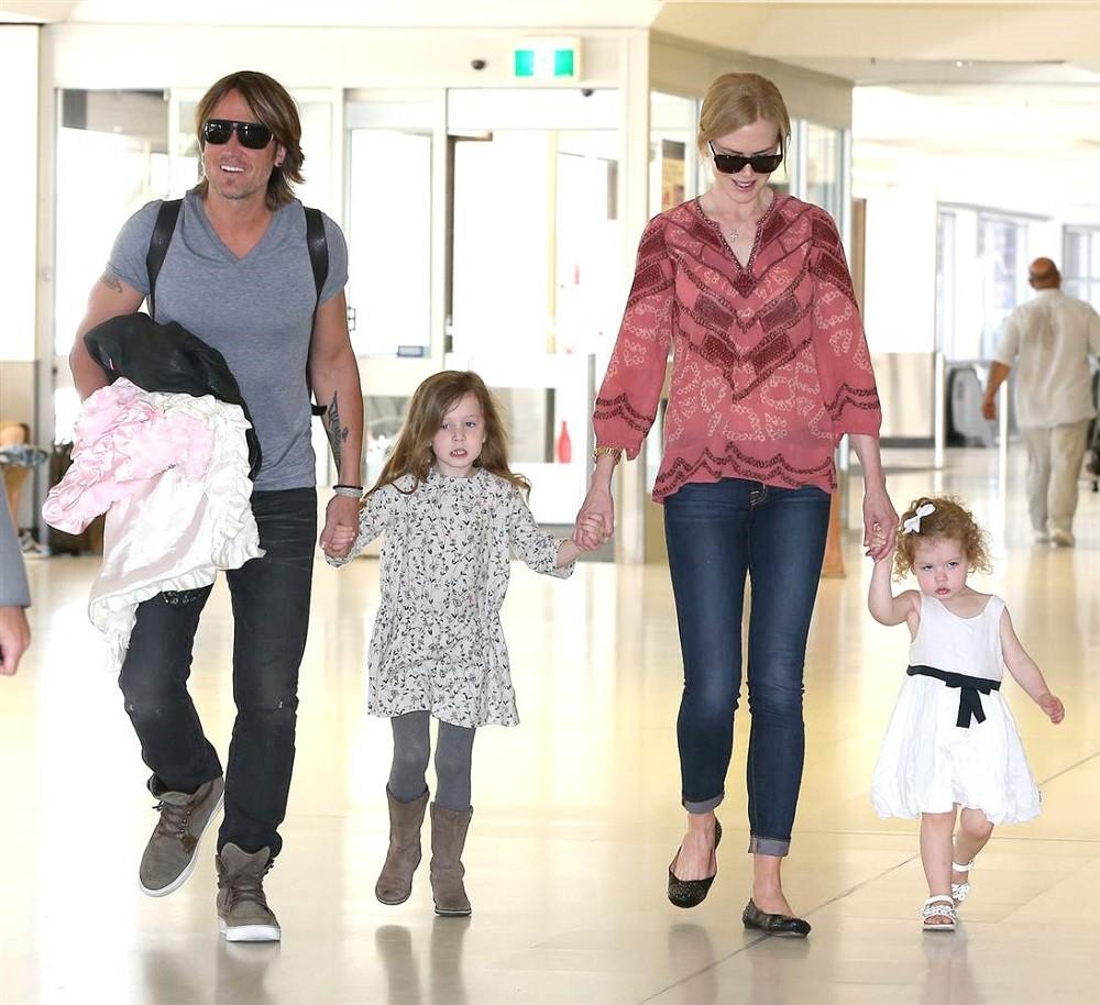 49-летняя Николь Кидман желает в 2017-ом снова стать матерью
