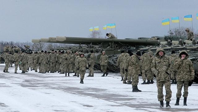 Власти Украины сообщили обисчезновении троих военных вДонбассе