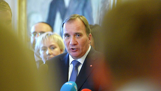 Стокгольм стремится кразрядке вотношениях сМосквой— Премьер Швеции