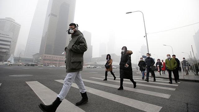 Экологи отыскали причины «вечного» смога над Пекином