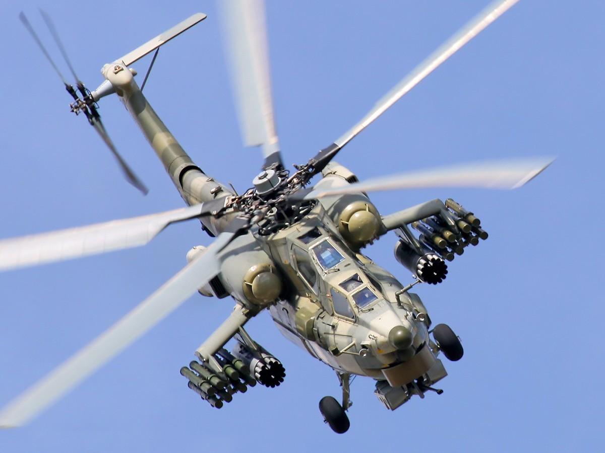 США отправят вЮжную Корею неменее 20 вертолетов Apache