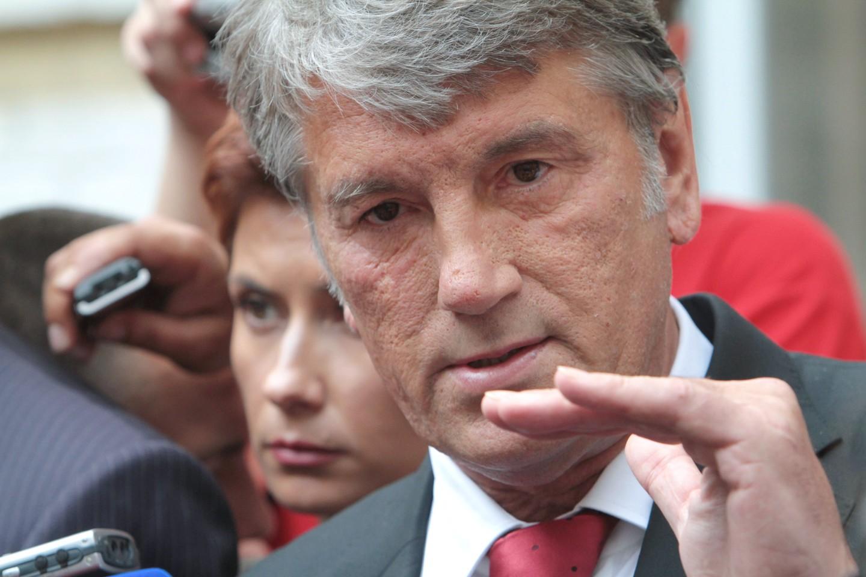 Экс-президент Ющенко назвал Майдан неудавшимся для демонстрантов