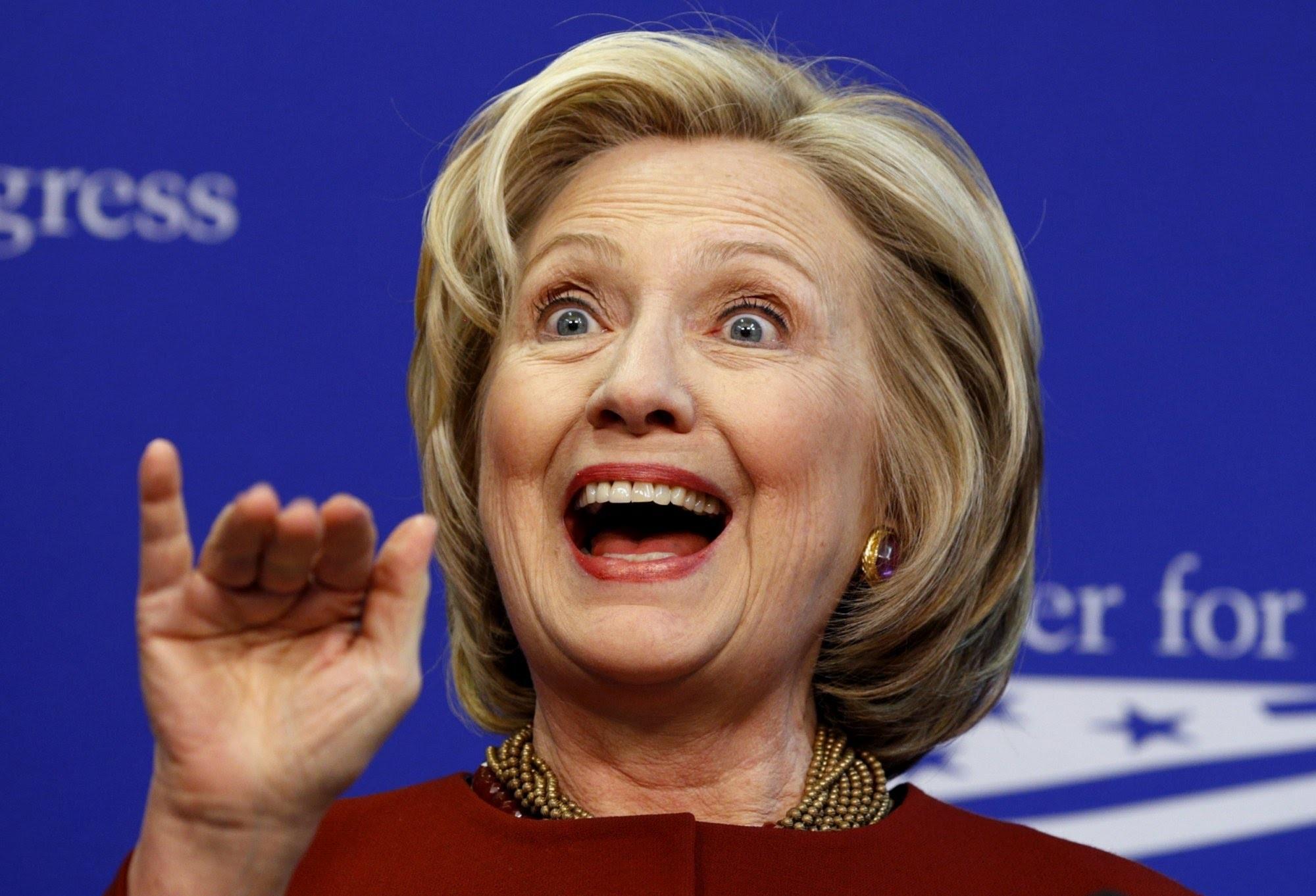 Вокружении Клинтон сообщили, что она больше небудет участвовать ввыборах