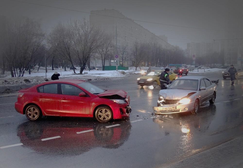 Cотрудники экстренных служб предупредили осильном тумане в столицеРФ