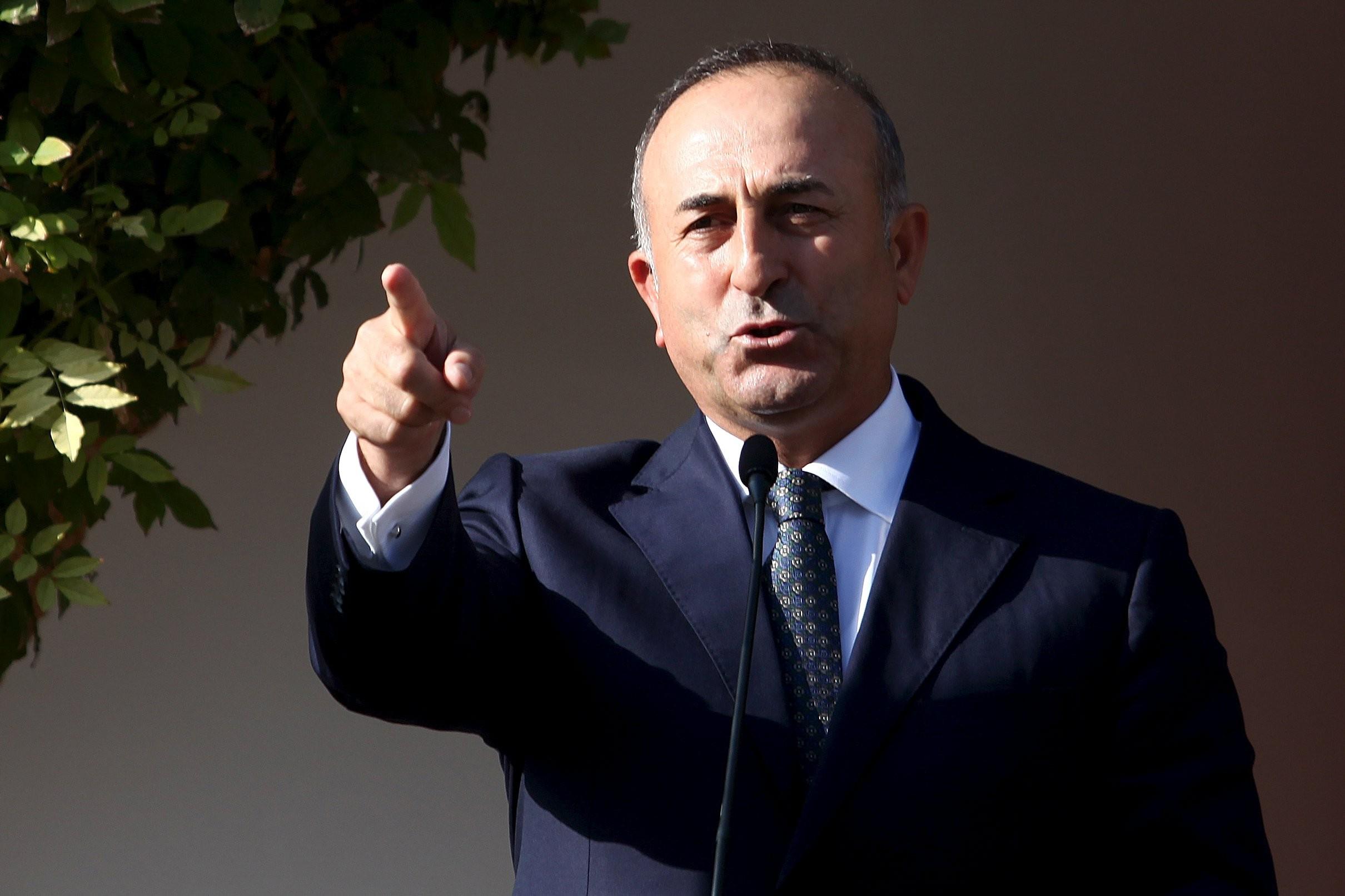Руководитель МИД Турции Чавушоглу объявил, что неподдерживает аннексию земель Украины Россией
