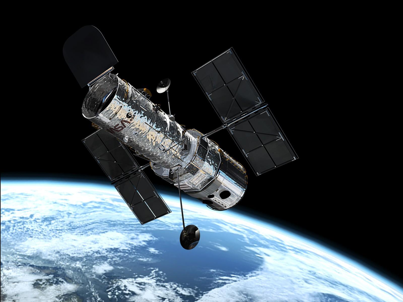 «Хаббл» сфотографировал черную дыру, нарушающую законы физики