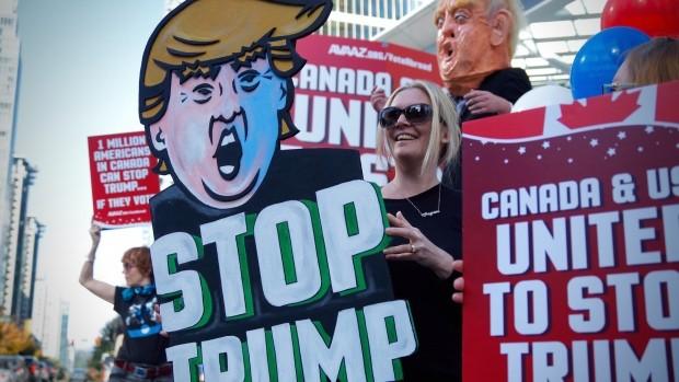 Американские звезды выйдут наженский марш против Трампа