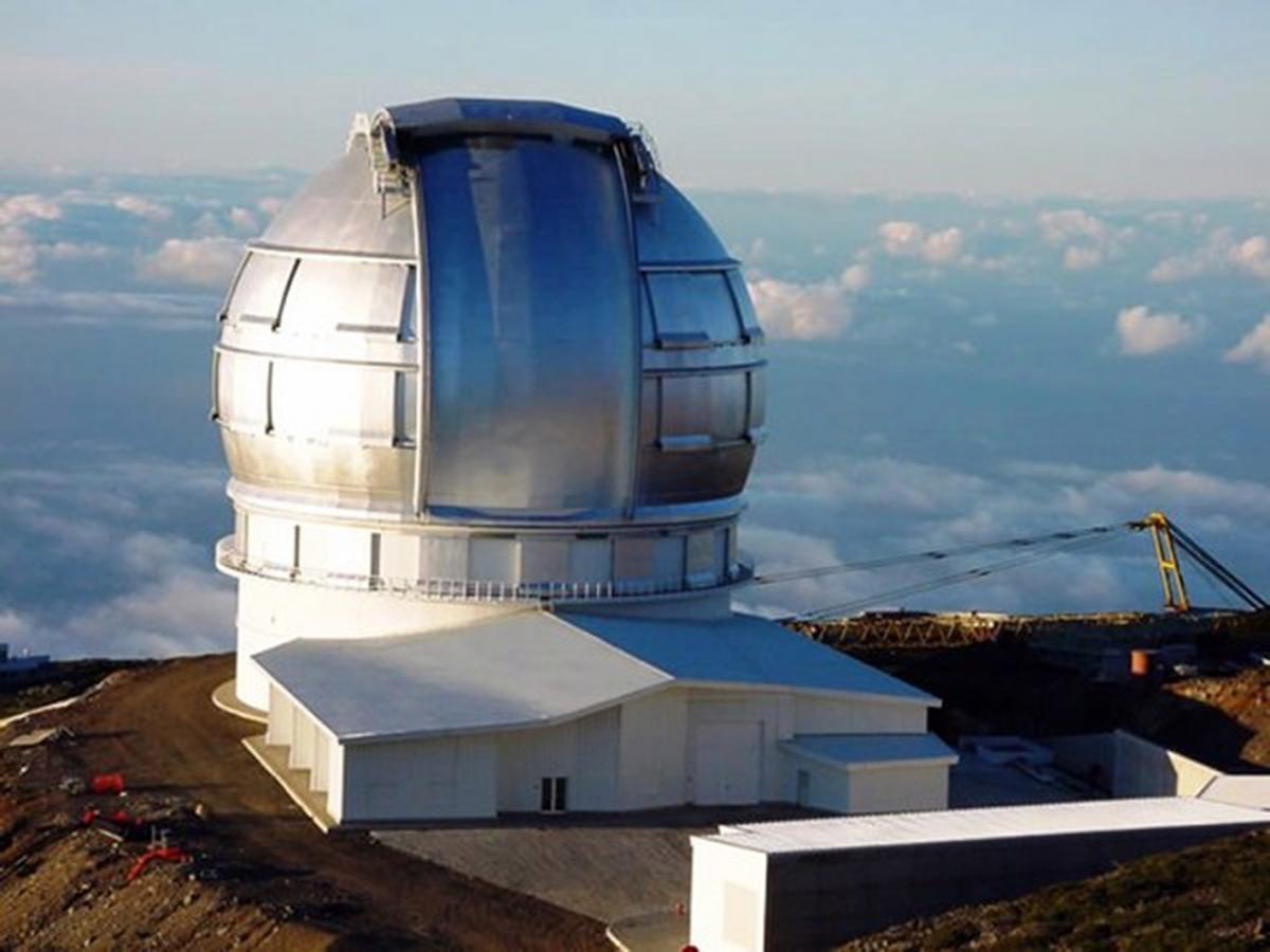 Крупнейший оптический телескоп займется розысками пришельцев уАльфа Центавра