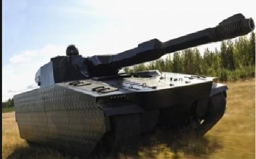 Материал для военных машин-невидимок создали русские ученые