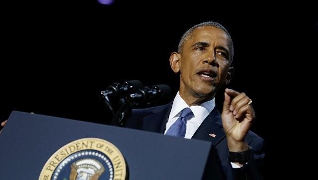Барак Обама опубликовал в научном журнале свою вторую статью