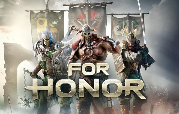 Закрытая бета For Honor стартует 26января