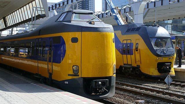 Нидерланды навсе 100% перевели поезда наэлектроэнергию