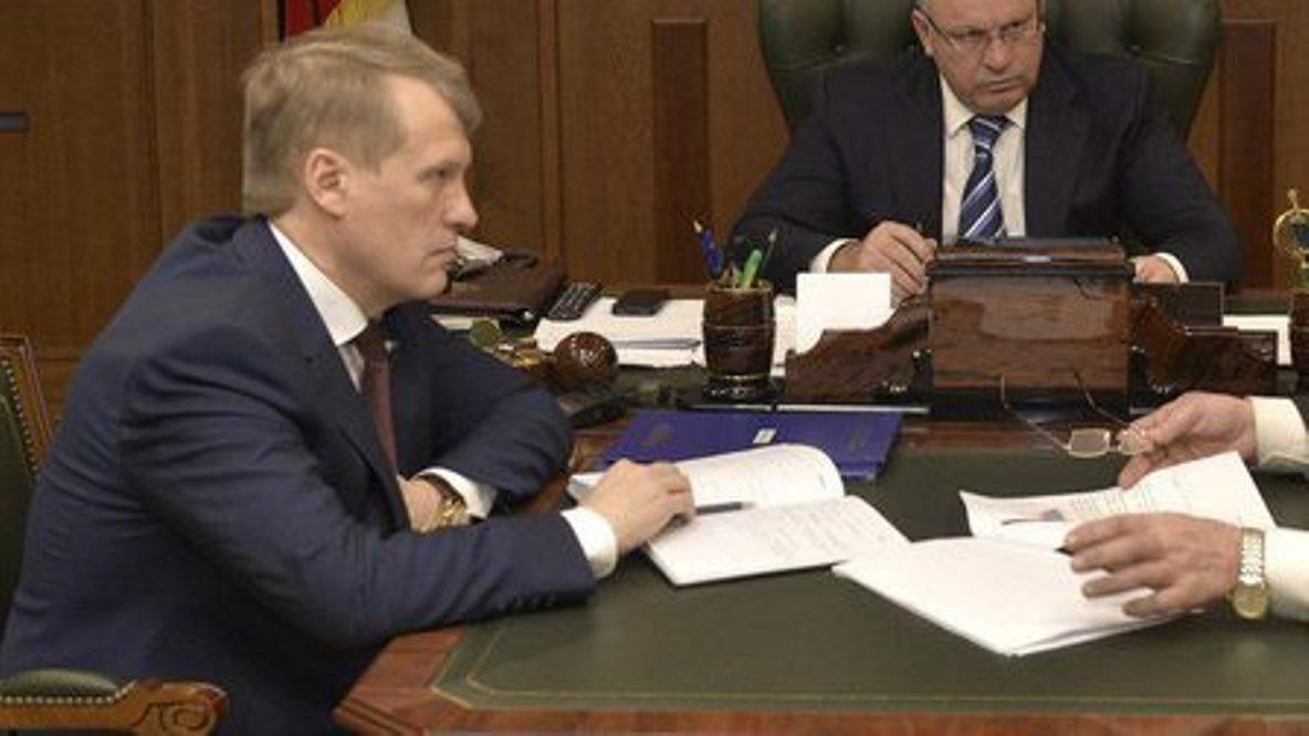 Управляющий администрации главы Хакасии снят сдолжности
