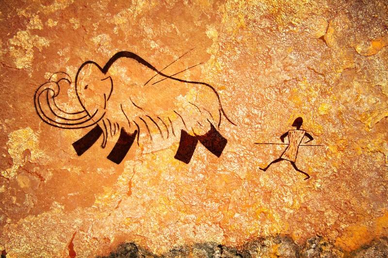 ВИране археологи обнаружили самые древнейшие наскальные рисунки