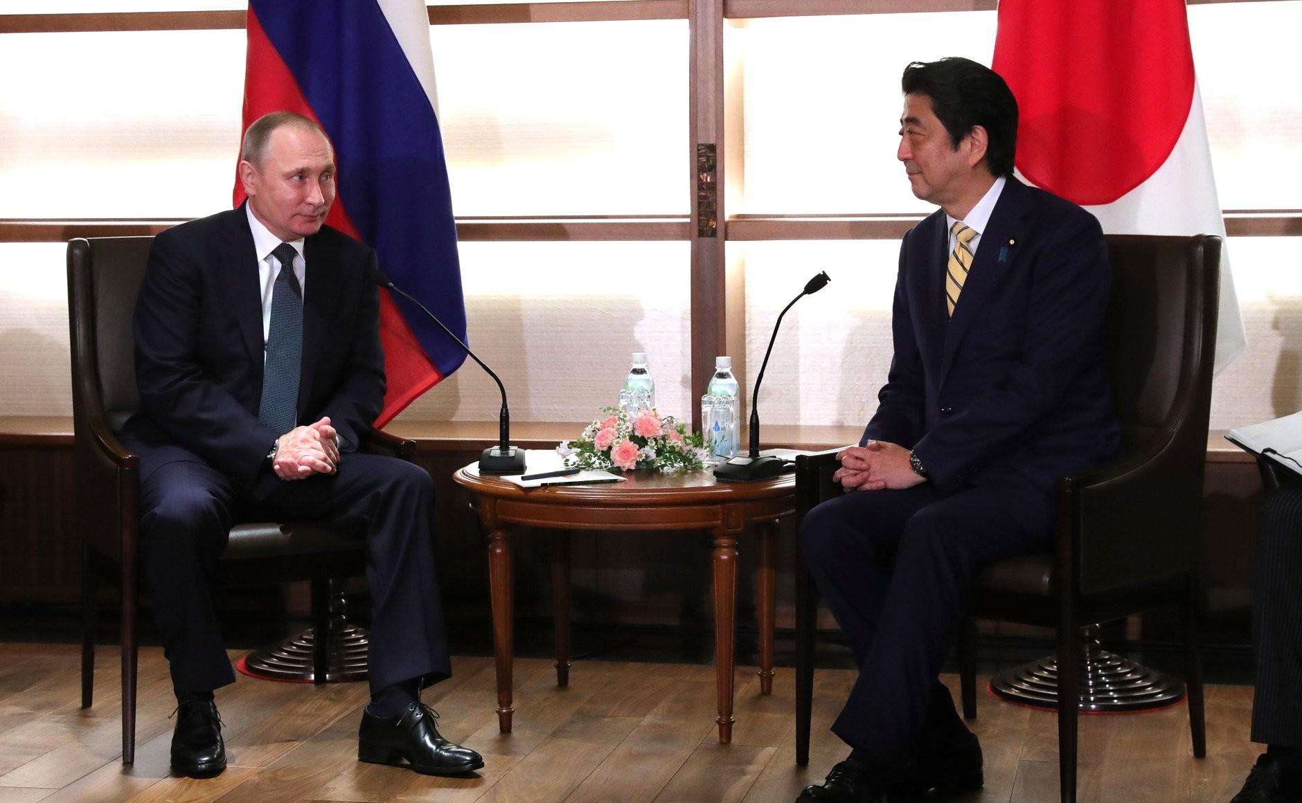 ВЯпонии подтвердили визит Синдзо Абэ в Российскую Федерацию
