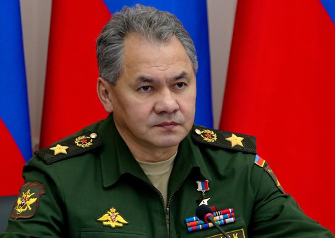 Шойгу РФ не собирается участвовать в новой гонке вооружений