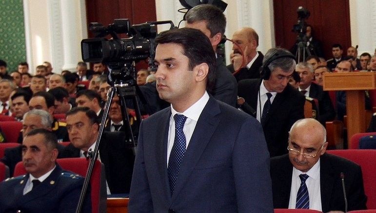 Президент Таджикистана назначил сына мэром Душанбе