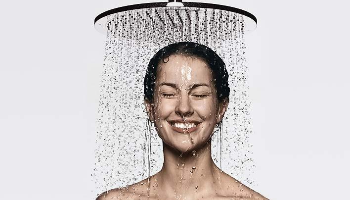 Ученые: Выяснено, как можно продуктивно принимать душ