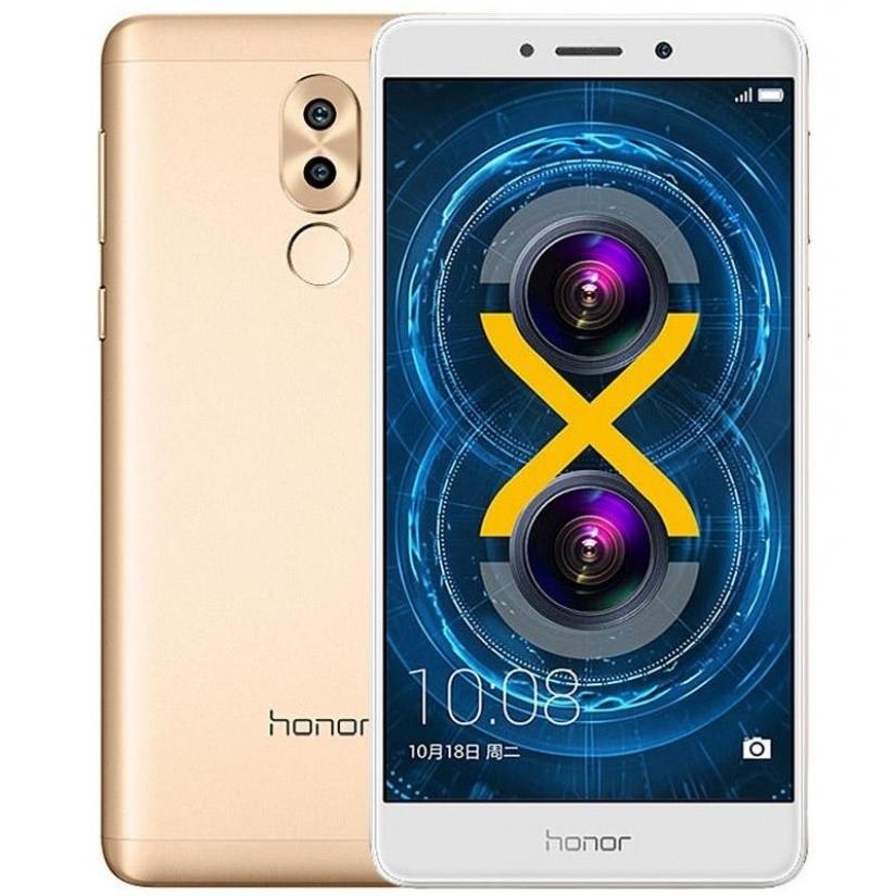 Начало продаж Honor 6X в Российской Федерации