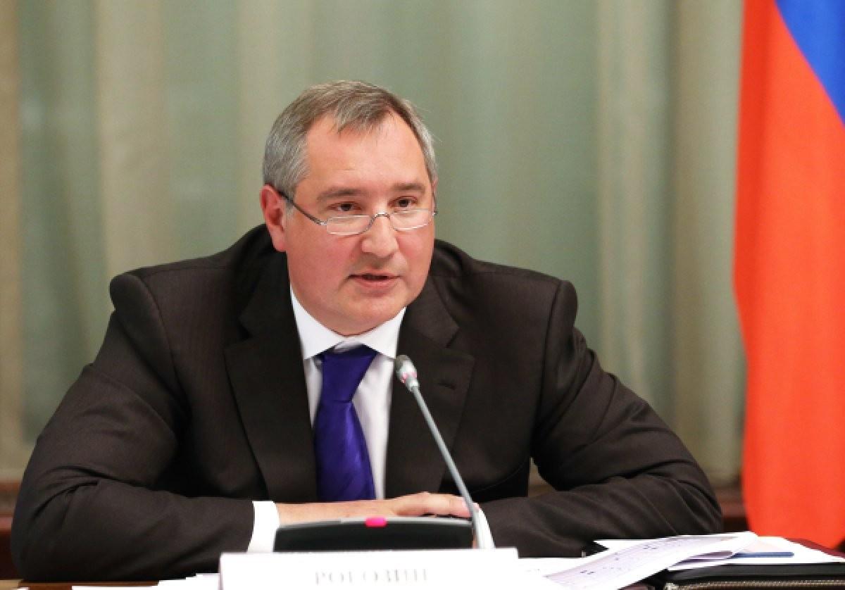 Рогозин разъяснил, почемуРФ поставляет США ракетные двигатели— Космос нервется