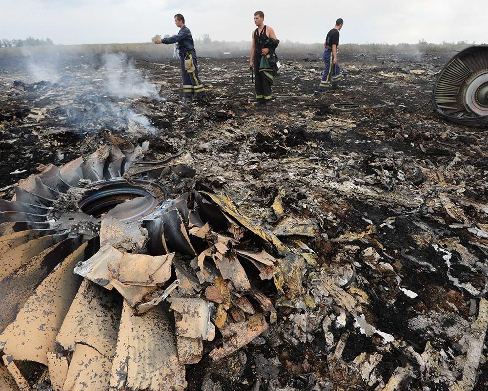 Часть материалов поMH17, изъятых у репортеров, может быть удалена