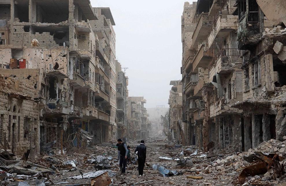 В столице дипломатыРФ иКитая обсудили сирийский конфликт