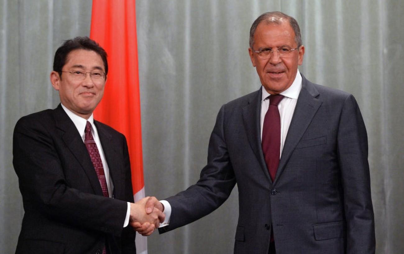 Заместитель руководителя МИД Японии планирует посетить РФ
