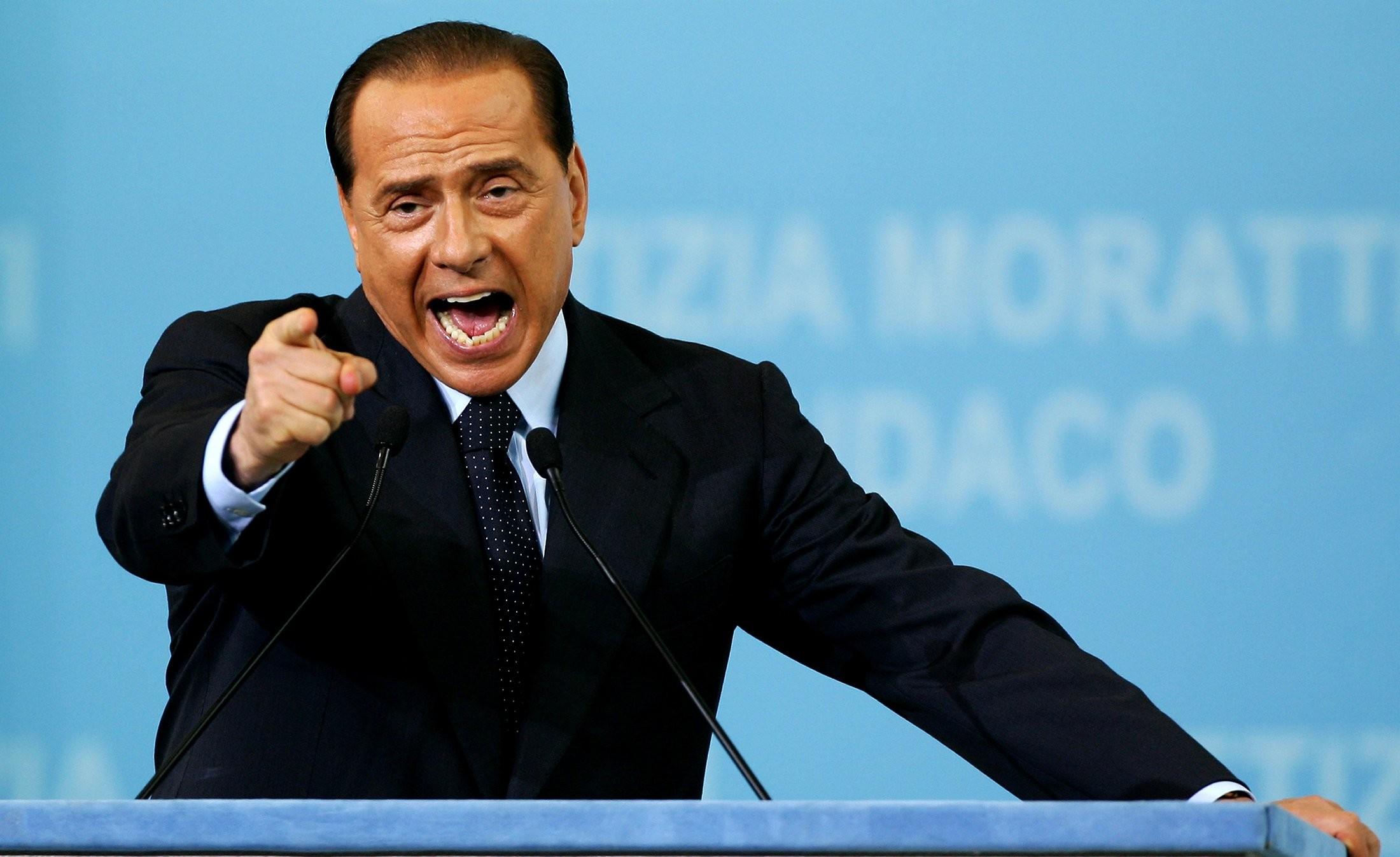 Сильвио Берлускони судится сЕвропейским основным банком