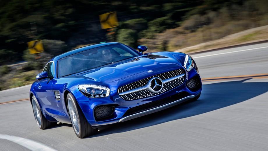1000-сильный гиперкар Mercedes-AMG представят осенью