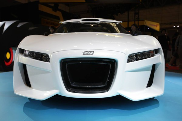 Ателье Mugen презентовало вТокио концептуальный автомобиль набазе родстера Хонда S660