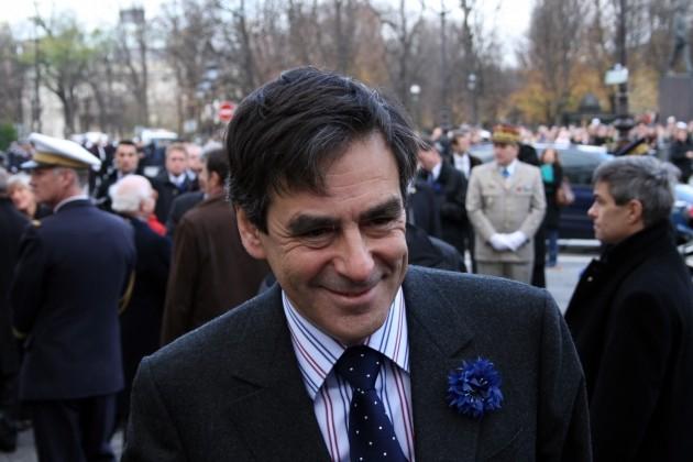 Ф. Фийон официально стал кандидатом впрезиденты Франции