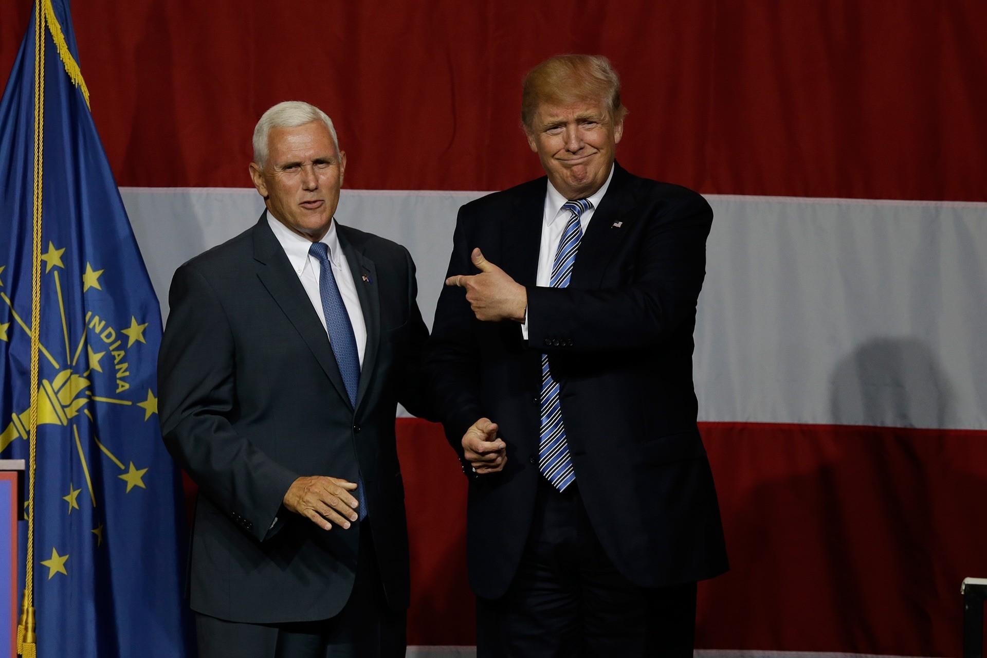 Трамп «освежит» отношения США сКремлем,— вице-президент США