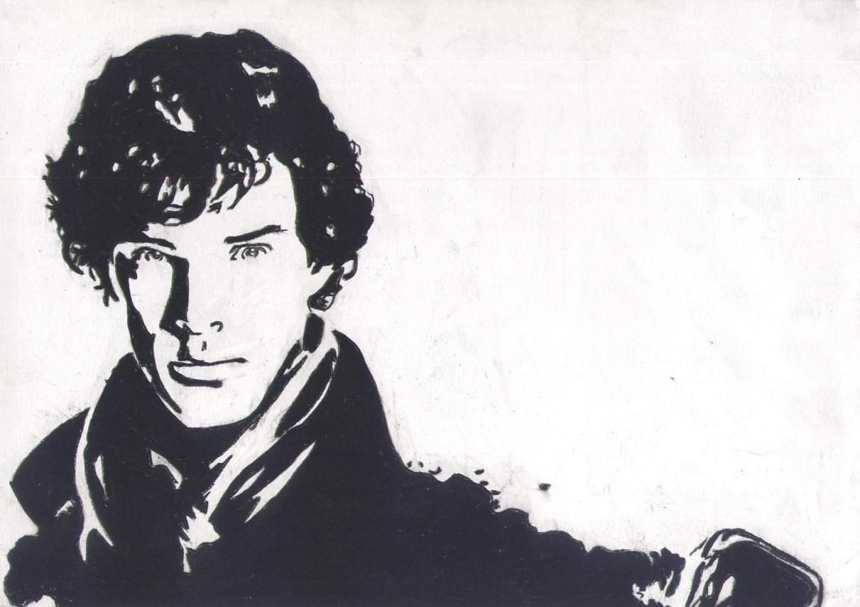 Завершающая серия четвёртого сезона «Шерлока» оказалась всети интернет — Утечка года