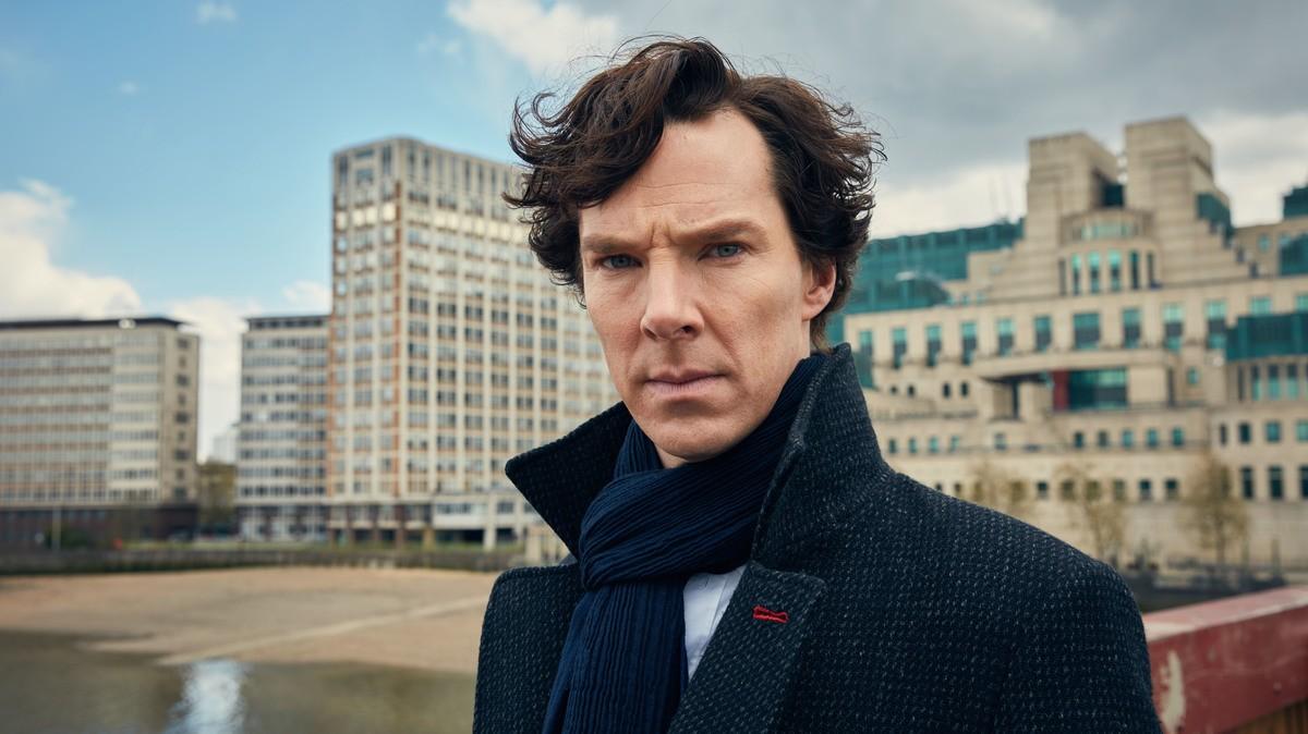Слитая вонлайн заключительная серия «Шерлока» провалилась вТВ-рейтингах
