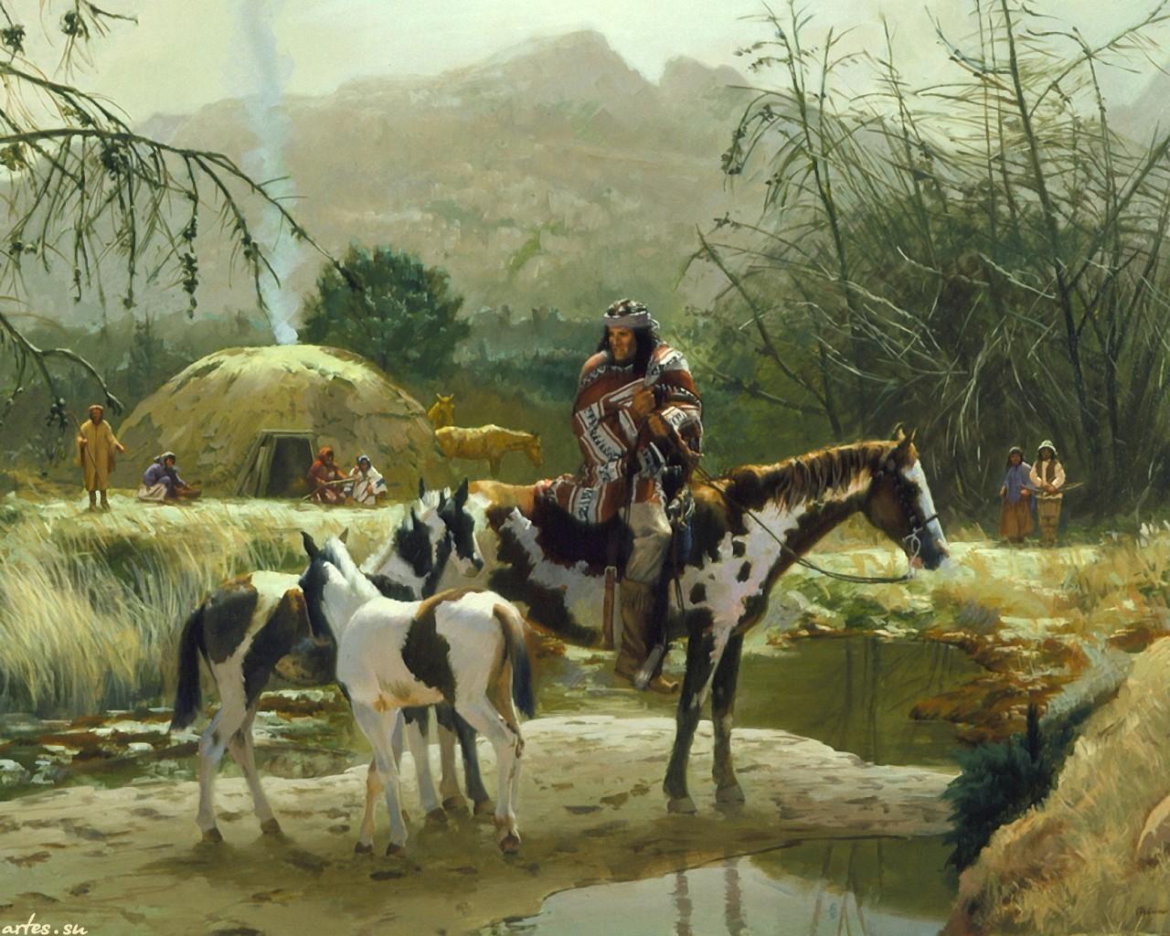 Найдены самые древнейшие люди Америки— Ученые