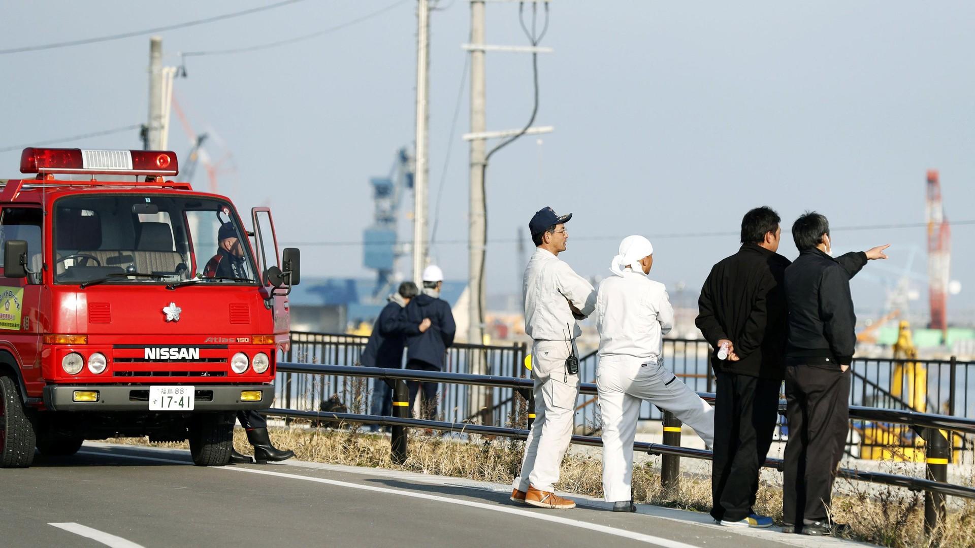 Реку вЯпонии отравили соляной кислотой из-за дорожно-траспортного происшествия