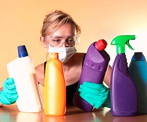 Ученые поведали, какая бытовая химия является самой небезопасной