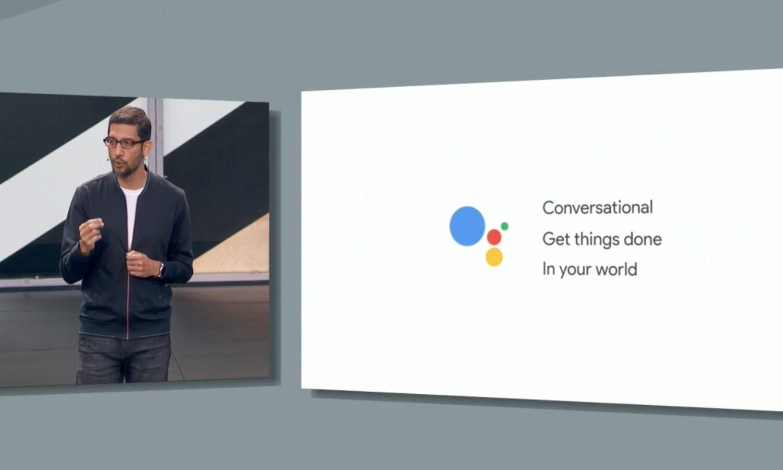 Новый апгрейд Google Assistant скрывает возможность платежей
