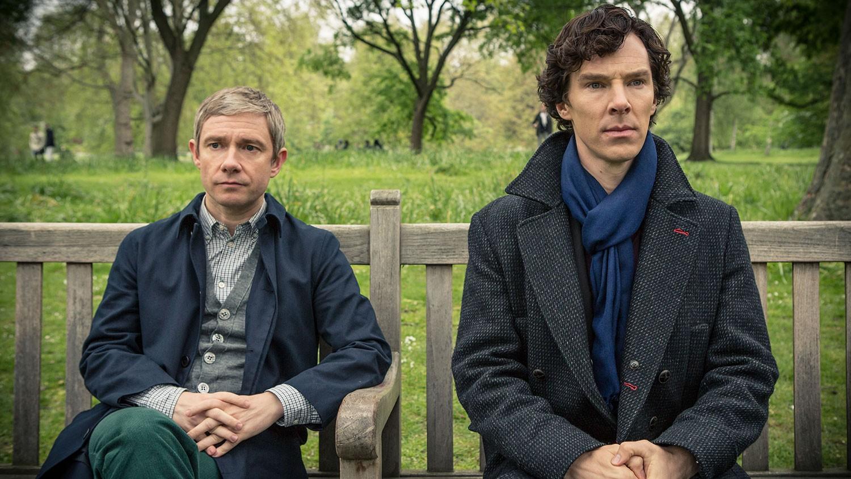 Нового «Шерлока» может небыть из-за отношений Камбербэтча иФримена