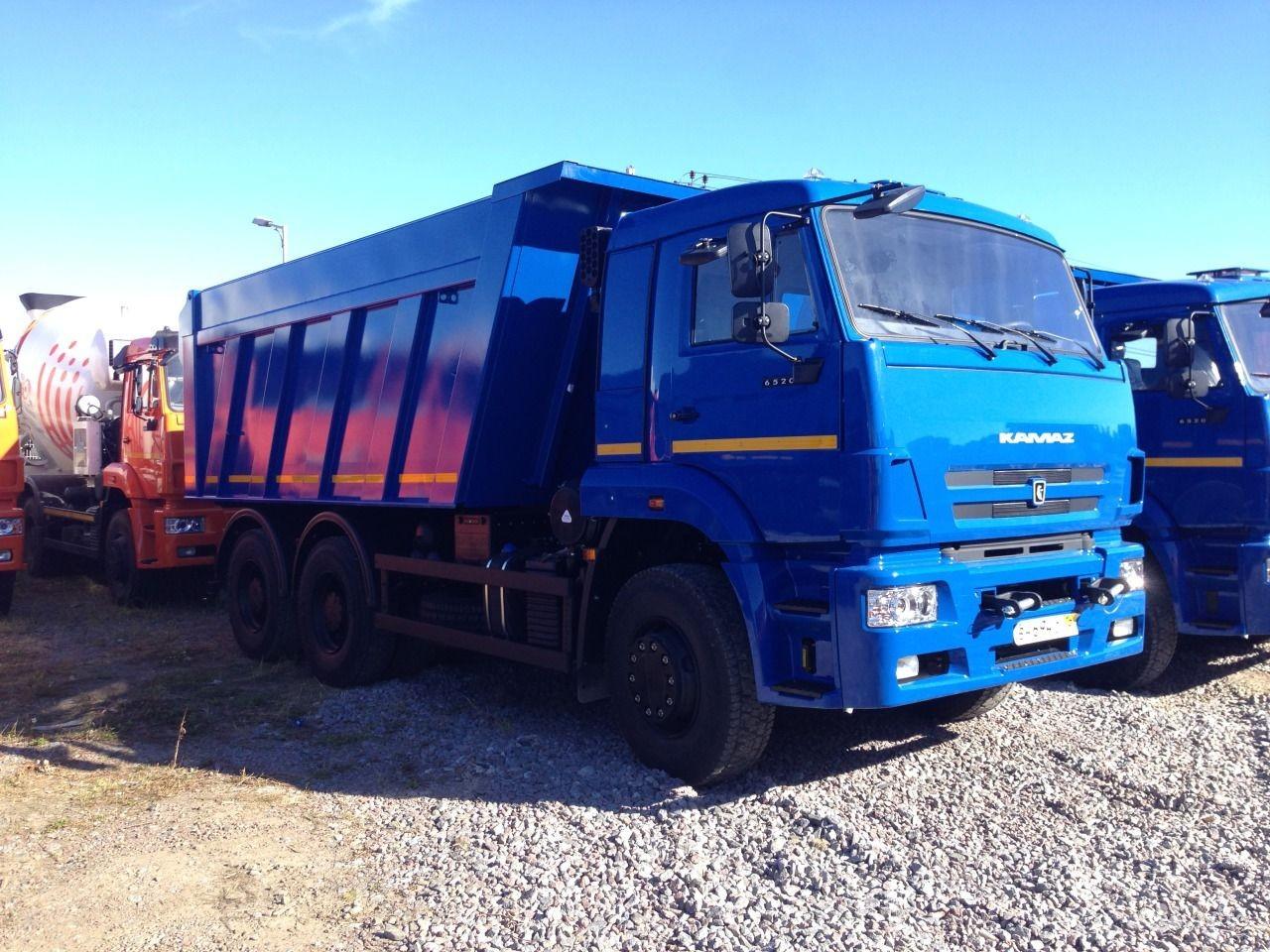 «КАМАЗ» удержал лидерские позиции на русском рынке грузовых авто