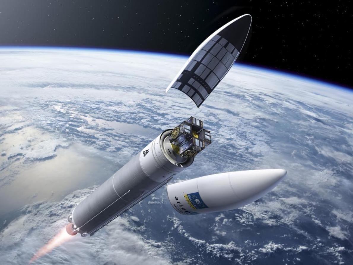 Начетырех спутниках Galileo произошел одновременный сбой вработе часов