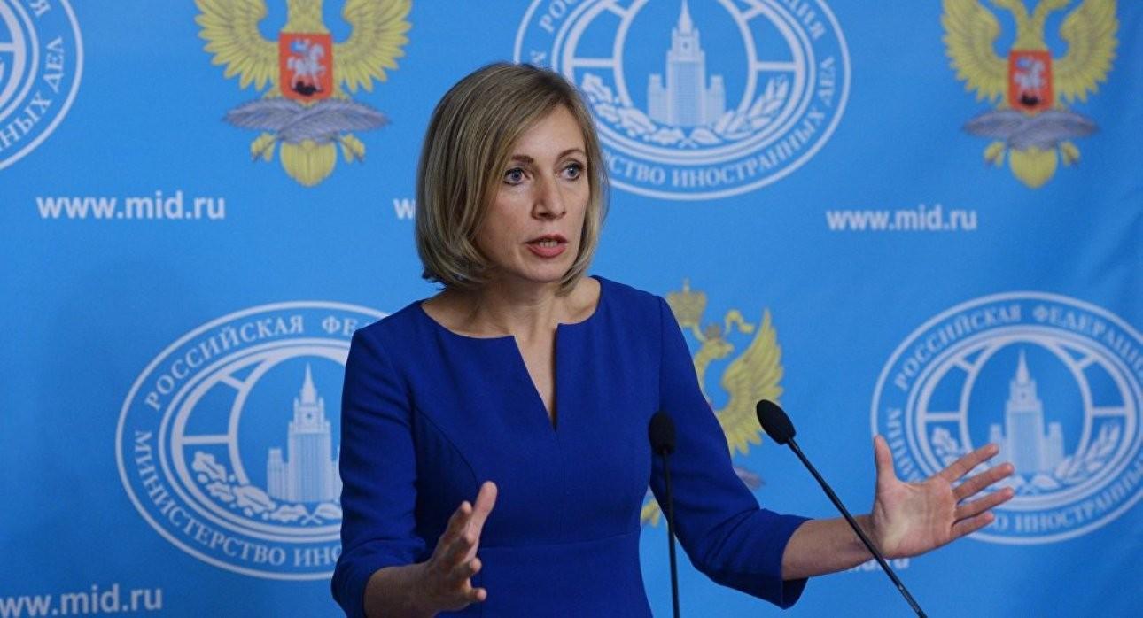 Захарова отреагировала наобвинения в«бесконечном троллинге»