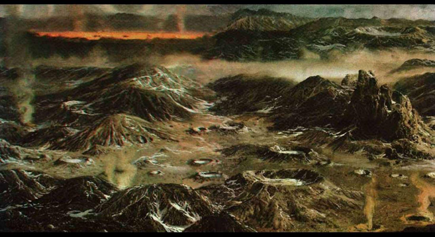 Жизнь могла жить наЗемле множество млрд лет назад— Ученые