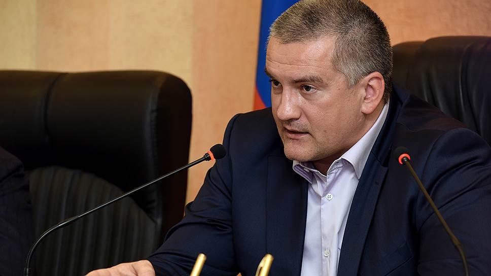 Аксенов: многие украинцы признали Крым частью РФ