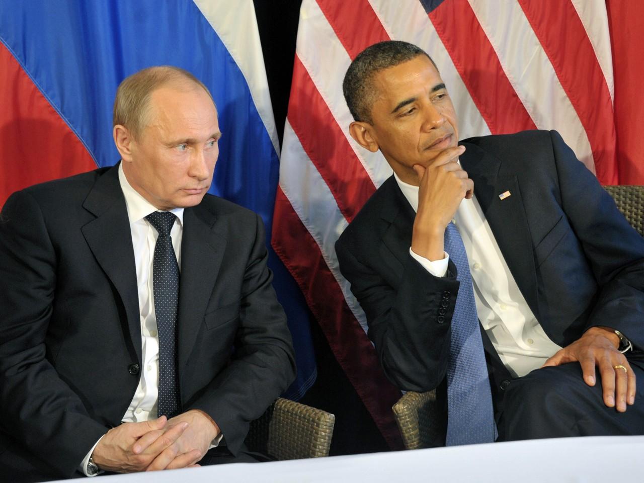 Конструктивные отношения между Москвой иВашингтоном соответствуют интересам всего мира— Барак Обама